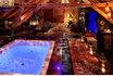 Orientalische Sweet Dreams-Übernachtung in einer XXL Lounge 1