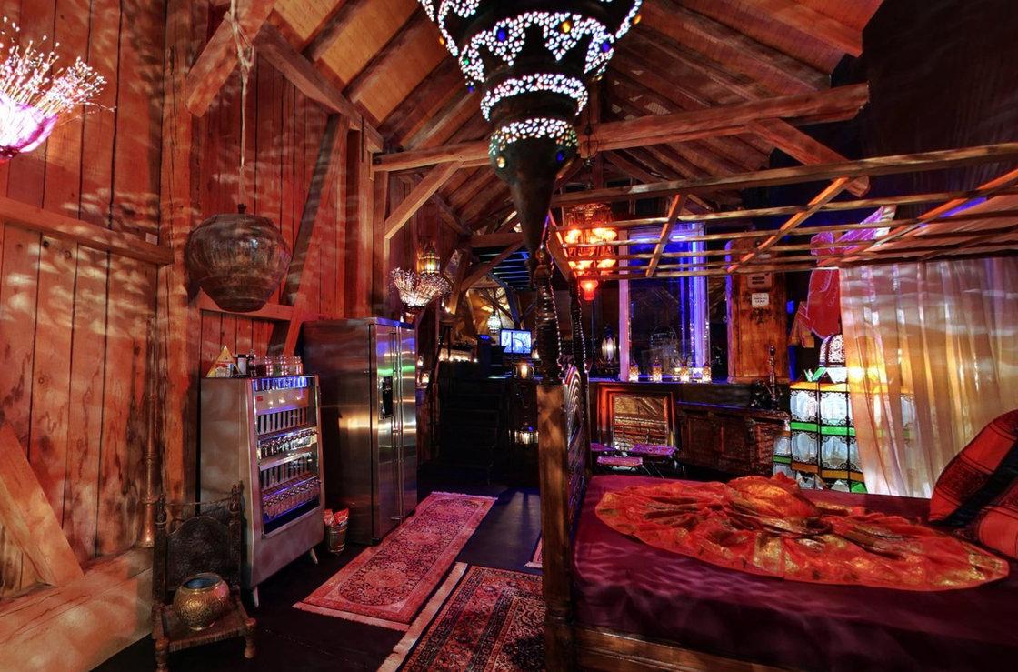 oriental sweet dreams nuit dans une lounge xxl  cadeaux24
