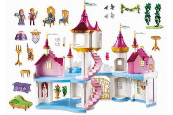Prinzessinnenschloss - Playmobil® Märchenschloss - 6848 1