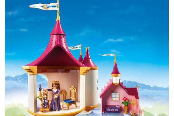 Prinzessinnenschloss - Playmobil® Märchenschloss - 6848 3