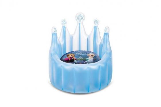 Frozen Thron - Aufblasbar - 62x62x82cm