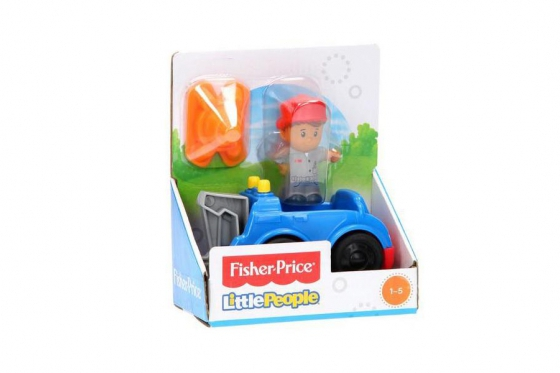 Tow Truck - Little People - von Fisher Price 1