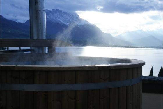 Hotel Übernachtung in Vitznau - für 2 inkl. 5-Gang-Menü & Outdoorwellness 1 [article_picture_small]