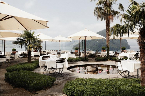 Hotel Übernachtung in Vitznau - für 2 inkl. 5-Gang-Menü & Outdoorwellness 4 [article_picture_small]