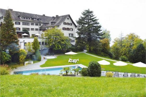 Hotel Übernachtung in Vitznau - für 2 inkl. 5-Gang-Menü & Outdoorwellness 5 [article_picture_small]