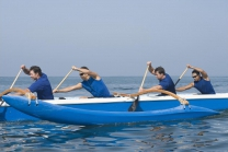 Outrigger-Canoeing - Crashkurs und geführte Tour