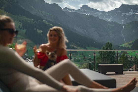 Une nuit en Junior Suite - à l'hôtel Cambrian, Adelboden 7 [article_picture_small]
