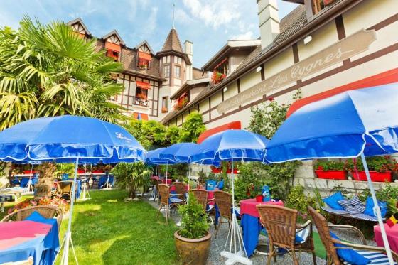 Aufenthalt in Evian - romantische Übernachtung für 2  [article_picture_small]