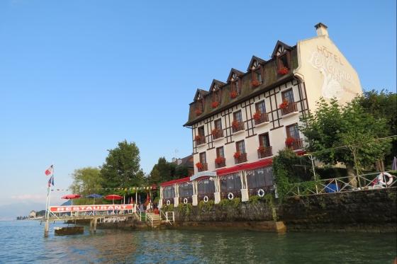 Aufenthalt in Evian - romantische Übernachtung für 2 6 [article_picture_small]