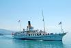 Carte journalière CGN-Naviguez à volonté sur le lac Léman! Pour 1 personne - 1ère classe 1