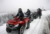 Quad Tour im Schnee 2h-mit Fondue im Appenzellerland 1