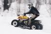 Quad Tour im Schnee 2h-mit Fondue im Appenzellerland 3