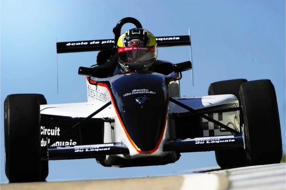 Stage de pilotage sur circuit - Formule Renault monoplace - 27 tours (1/2 journée) 3 [article_picture_small]