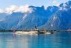 Carte journalière CGN-Naviguez à volonté sur le lac Léman! 2 personnes - 2ème classe - avec 1/2 tarif 6
