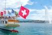 CGN Tageskarte-1 Person, 1. Klasse - mit Halbtax | Panorama auf dem Genfersee! 7