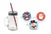 Trinkglas Weihnachten - Rentier 1 [article_picture_small]