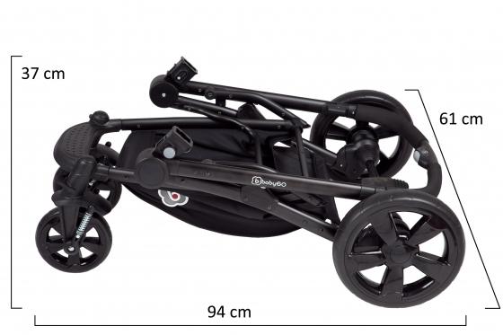 Kinderwagen   4Seasons - BabyGO 4