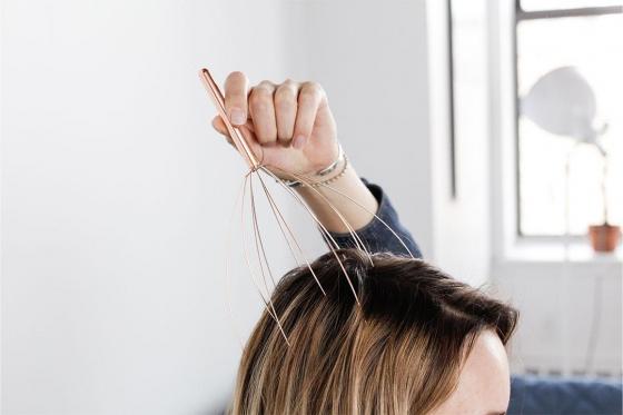 Head Massager en cuivre - pour plus de relaxation 1