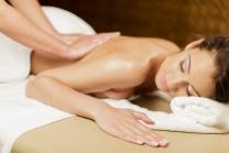Ayurveda Gutschein - Ayurveda 1-stündige Rücken Massage