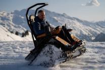 Excursion hivernale en Ziesel - Conduite d'un véhicule à chenille, pour 1 personne