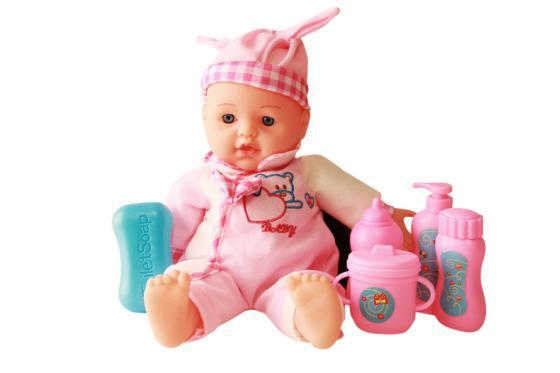 Babypuppen-Set - von happytoys