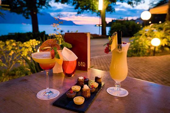 Menu 3 plats & amuse-bouches - repas pour 2 personnes au Café Bellagio à Montreux  [article_picture_small]