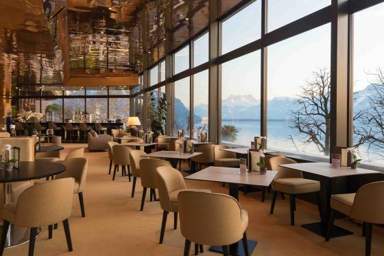 Menu 3 plats & amuse-bouches - repas pour 2 personnes au Café Bellagio à Montreux 6 [article_picture_small]