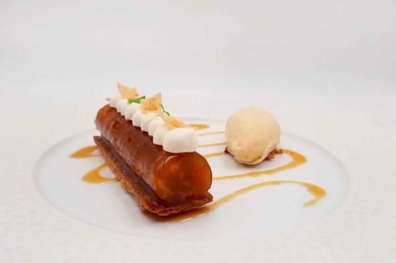 Menu 3 plats & amuse-bouches - repas pour 2 personnes au Café Bellagio à Montreux 7 [article_picture_small]