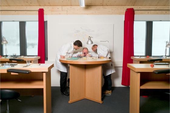 Cours d'initiation à l'horlogerie - Avec assemblage d'un mouvement mécanique suisse  6 [article_picture_small]