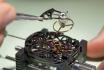 Initiation aux métiers d'art horlogers-Découverte de la gravure et de l'anglage main 5