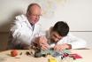 Initiation aux métiers d'art horlogers-Découverte de la gravure et de l'anglage main 9