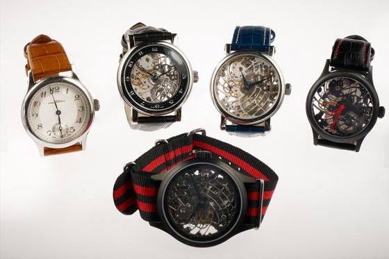 Réalisez votre montre mécanique - Initiation à l'horlogerie + assemblage de sa montre 3 [article_picture_small]