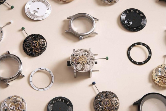 Réalisez votre montre mécanique - Initiation à l'horlogerie + assemblage de sa montre 11 [article_picture_small]