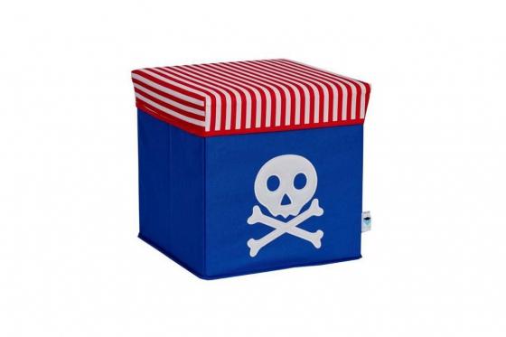 Sitzhocker   - Pirat
