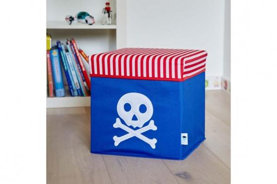 Sitzhocker   - Pirat 1