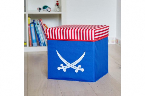Sitzhocker   - Pirat 2