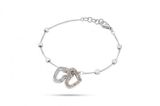 Bracelet Morellato Abbraccio - avec cristaux
