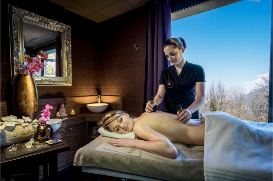 Entspannende Massage - 2 Stunde in Annecy inkl. Spa Zugang  [article_picture_small]