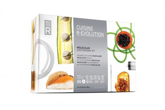 Cuisine moléculaire -  R-Evolution