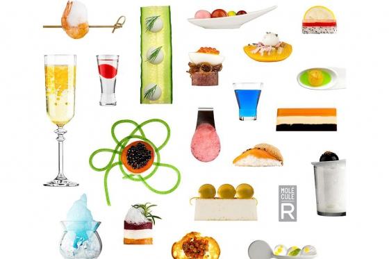 Cuisine moléculaire -  R-Evolution 2