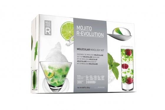 Mojito moléculaire - R-EVOLUTION