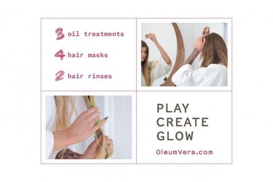 Coffret de soins pour les cheveux - Good hair day 2