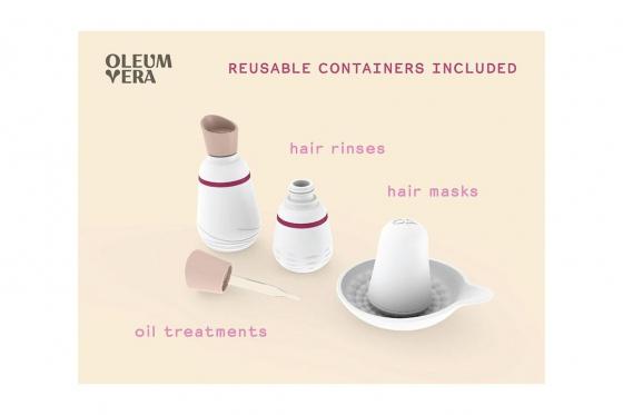 Coffret de soins pour les cheveux - Good hair day 3