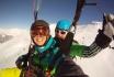 Gleitschirmflug, Skipass & Hotel-Bergabenteuer in Davos für 2 1