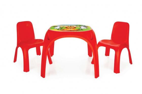 Tisch & Stühle - 3-teilig