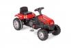 Tracteur à pédales - couleur rouge, pour enfants  [article_picture_small]