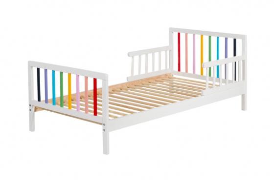 Kinderbett Ines - 144x76x57cm
