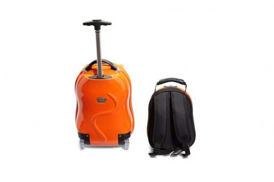 Valise pour enfant & sac à dos - Tigre 2