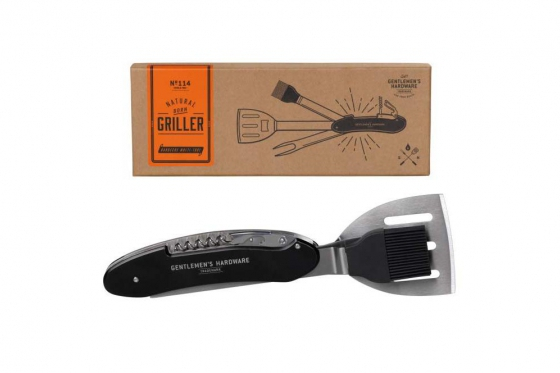 Grill Multi Tool - 6 in 1  Set 1