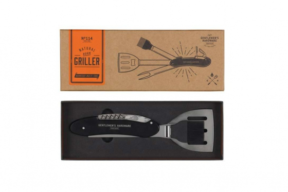 Grill Multi Tool - 6 in 1  Set 3